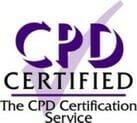 continuing professional development certified