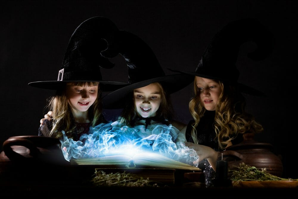 Writing for Halloween – The witching hour approaches!