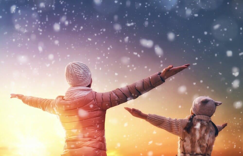 embrace winter reading